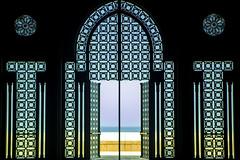 moschea di assan orizzonti (vinesp) Tags: moscheadiassan marocco casablanca porta orizzonte blu cielo azzurro mare viaggiando vagabondando luce vita speranza