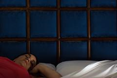 Il_temporaneo_bisogno_di_sognare (Danilo Mazzanti) Tags: danilo danilomazzanti mazzanti wwwdanilomazzantiit fotografia foto fotografo photography photos verde alessandra composizione colore sonno dormire riposare letto