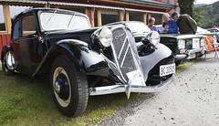 Citron Traction Avant - IMG_9487-e (Per Sistens) Tags: cars thamslpet thamslpet13 orkladal veteranbil veteran citron tractionavant
