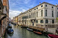 _GC01583 (gianmaria.colognese) Tags: palazzo storia venezia water canale angolo prospettiva