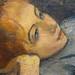 BERNARD Emile,1888 - Madeleine au Bois d'Amour (Orsay) - Detail 8