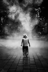 Childhood (Fabian Brogle) Tags: child dust fog wet nebel dunst kind