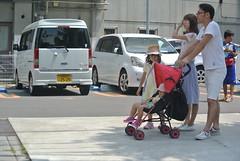 nagoya15858 (tanayan) Tags: urban town cityscape aichi nagoya jaapan nikon j1    road street alley family signal shade