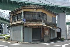 nagoya15831 (tanayan) Tags: urban town cityscape nagoya japan nikon j1    aichi road street alley
