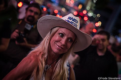 Naked Cowgirl in Times Square (Frode.Sleveland) Tags: usa newyork manhattan timessquare