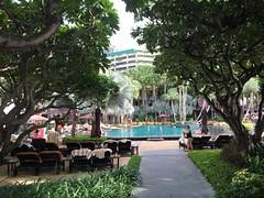 Pool - Shangri-La Hotel, Bangkok (waoxwao) Tags:  bangkok  shangrila hotel shangrilahotel  pool