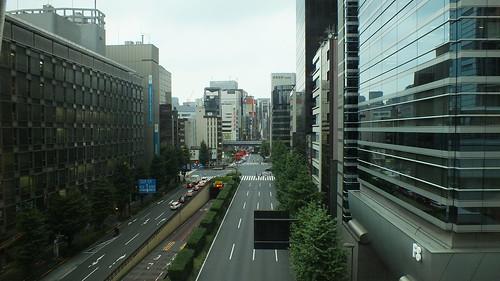 Shimbashi Borough