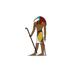 thoth (Moon Designs & Illustrations) Tags: thoth dietie diety egyptian egyptianart africa african judgement conceptual conceptualart concept digitalart art artpreneur artwork artists vector vectorart vectorillustration graphic graphicart graphicdesign design designsbymoon flatdesign illustration illustrator