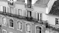 Falar..falar..contar..lembrar..rir... (Kalsa (m.a.mondini)) Tags: europa europe portogal portogallo lisbona digitalbw leicadlux4 kalsamamondini lisboa bw