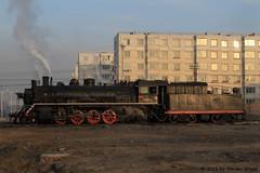 I_B_IMG_9146 (florian_grupp) Tags: asia china steam train railway railroad fuxin liaoning sy coal mine 282 mikado steamlocomotive locomotive