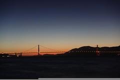 Golden Gate Bridge (pandeesh89) Tags: golden gaate bridge north beach view bridges sf local visists nature evening dusk weekend trips photowalks