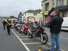 Doolin Harley Fest Charity Run - September 2016 - Lahinch, County Clare. (firehouse.ie) Tags: festival motorcycles motorcycle mcc mc 2016 bike bikes hog harleyfest hogs ireland lahinch doolin fest davidson harley