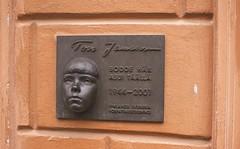 Tove Jansson, tove, jansson, helsinki, finland, tove artist, artist, artistry, helsinki art museum, moomins, moomin, moomin mural, moomins mural, tove jansson house, tove jansson turret, tove jansson studio (laylailalay) Tags: tovejansson tove jansson helsinki finland toveartist artist artistry helsinkiartmuseum moomins moomin moominmural moominsmural tovejanssonhouse tovejanssonturret tovejanssonstudio