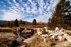 Tuolumne River bridge (beyondramen) Tags: tuolumnemeadows yosemite
