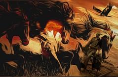 Hayatnz cesurca kabullenin,  baarya dntn greceksiniz.   Emerson #photography #horses #edit #art #collage #men #covboy #eagle #artwork #freeart #dream #fantastic #popart #petsandanimals #people #artpeople #artpeoplegallery #editedstepbystep #e (mrbrooks2016) Tags: stepbystep illustration freeart collage horses editedphoto eagle photography dream covboy men popart artwork photodesign petsandanimals art edit poster stepbystepme editedstepbystep fantastic artpeople artpeoplegallery people