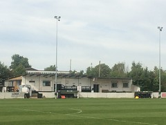 St Ives Town FC V Leamington FC Evo-Stik League Southern Permier Division St Ives Sept 2016 D (symonmreynolds) Tags: stivestownfc leamingtonfc evostikleaguesouthernpermierdivision mobilephone cellphone iphone5s stives september 2016