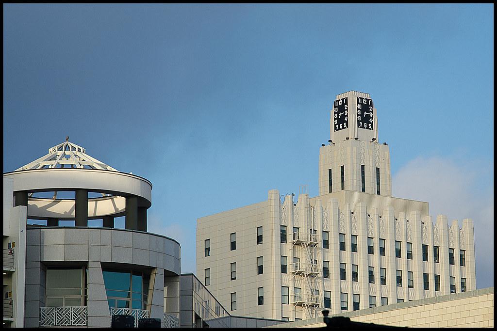 Satnta Monica Clocktower Building - Satnta Monica Clocktower Building