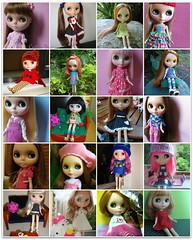 Who Would You Adopt in My Doll Family? And Why?  (First Part)