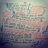 Roman 1:16-17 #biblenote (Paul Goode) Tags: lotsofnotes instagram