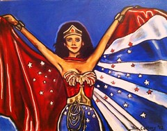 "Wonder Woman, ""Lynda Carter"", (lulu301) Tags: mars diana worldwarii wonderwoman superhero olympic dccomics 1980s iconic greekmythology lyndacarter justiceleague warnerbros superfriends ares amazons steveaustin dianaprince comicbuyersguide superhumanstrength cathyleecrosby filmicon kerirussell warriorprincess thebionicman superheroin stevetrevor thegreenlantern williammoultonmarston americantvseries lassooftruth invisibleplane fionnualacollins fincollins irishfilmactress adriannapalicki wonderwoman2011 wonderwomantvseries irishmovieactress wonderwoman2012 themysicra indestructiblebracelets axismilitaryforce abctelevisonnetwork lylewaggonner jerrylieder animatedwonderwoman whosafraidofdianaprince"
