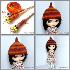 Fashion for Blythe by style4doll