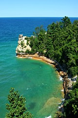 Beauty I Share With You (Viewminder) Tags: blue green love beauty up wonder amazing michigan exploring joy happiness adventure karma kindness upperpeninsula lakesuperior understanding lovinit picturedrocksnationallakeshore minerscastle moreblue sharingthebeauty livinlife viewminder livinwell balancingthesoul