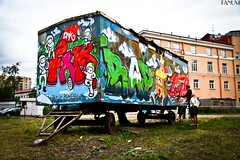 Mos 12 (Fym  You) Tags: saint project mos germany sens graffiti russia deep meeting petersburg styles shen rap fym 158 kgm fanum samek robotek fyms fymer
