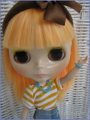 Blythe Girls & Jewelry Sets (☂Raven☁) Tags: winter doll jewelry mango blythe neo welcome simply takara