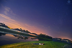 Hail to the lights (Giulia Bartra) Tags: sky beautiful night stars landscape outside outdoors space gorgeous mystical