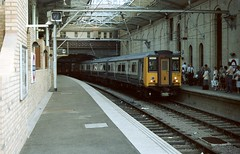 317322 Farringdon 8-8-83 (6089Gardener) Tags: farringdon class317 317322