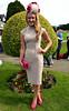 Aoibhin Garrihy Blossom Hill Dublin Horse Show - Ladies Day Dublin, Ireland