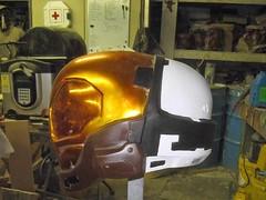 EVA Colors (thorssoli) Tags: costume eva meta maine halo replica armor prop spartan redvsblue halo3 mjolnir mjolnirarmor agentmaine