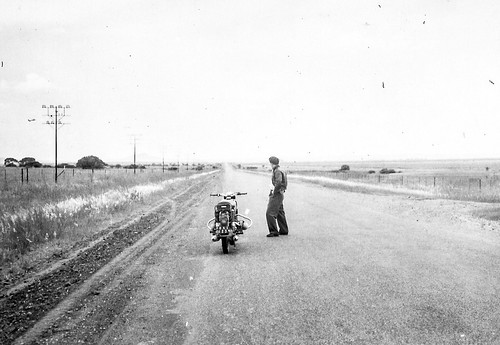 South African photographs from 1954-47