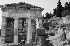 Delphi (Δελφοί) Greece, Aug 2012. 05-135 (megumi_manzaki) Tags: archaeology greek ancient delphi greece worldheritage delphoi