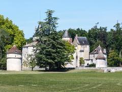Château de la Brède (dm1795) Tags: france la brede aquitaine gironde labrède