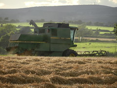 John Deere 1188 Combine Harvester cutting Spring Barley (Shane Casey CK25) Tags: county ireland irish barley john outside spring corn farm cork farming north grain harvest combine cutting farmer agriculture deere harvester 2012 tillage 1188 kildorrery a