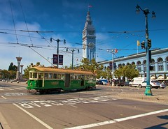 IMG_5309 (Brian K. Leadingham Photography) Tags: sanfrancisco street car museum train market trolley rail railway cable embarcadero streetcar