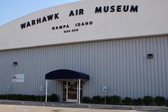 Warhawk Air Museum (Ken's Aviation) Tags: museum aircraft aviation idaho airmuseum nampa warhawk