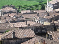 St Emilion View from above