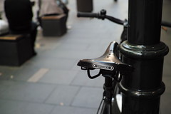 Saddle (kenzodiazepine) Tags: bike saddle dp2m sigmadp2merrill