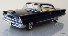 1956 Lincoln Premiere Hardtop (JCarnutz) Tags: lincoln 1956 premiere diecast 124scale danburymint