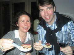 7916487870 1ebbfb497b m Friends From Bordeaux Come to Dinner