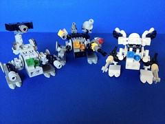 Molerat Squad (Falas RDM) Tags: lego frame mecha mech mfz mf0 mobileframezero mobileframezerorapidattack