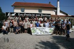 assovvv sortie septembre 2012 (Benj VVV) Tags: musée des sortie septembre 2012 outils distillerie ogier lapeyrouse mornay assovvv