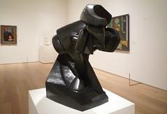 Duchamp-Villon, Horse, front