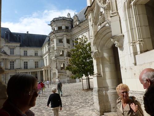 Kastelen van de Loire - P1000157