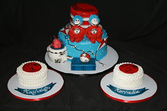 "Thing 1 and Thing 2 with Smash cakes • <a style=""font-size:0.8em;"" href=""http://www.flickr.com/photos/60584691@N02/7977107238/"" target=""_blank"">View on Flickr</a>"