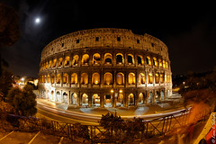 Colosseo (lsalcedo) Tags: nightphotography coliseum romeitaly romanarchitecture colesseo qualitystructuresppf