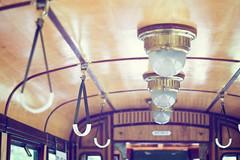 lamps (Antilight ) Tags: vintage tram lodz