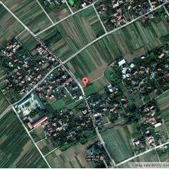 Bán đất  Thanh Trì, thôn 1 xã Vạn Phúc, Chính chủ, Giá 600 Triệu, liên hệ chủ nhà, ĐT 01668260000